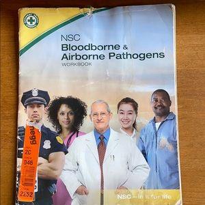 NSC Bloodborne and Airborne Pathogens Workbook
